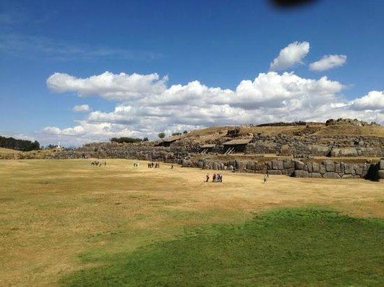 Pumamarca Ruins: ruinas