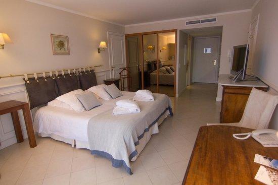 Villa d'Estelle: Junior Suite Croisette