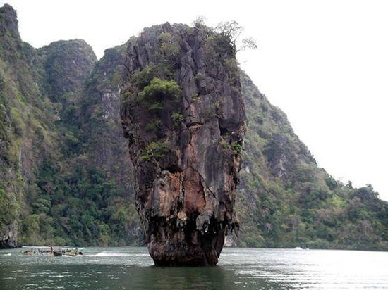 James Bond island - Picture of Phang Nga Bay, Ao Phang Nga National Park - Tr...