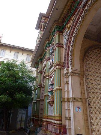 Heritage Walk of Ahmedabad: Swaminarayan Temple Enterance