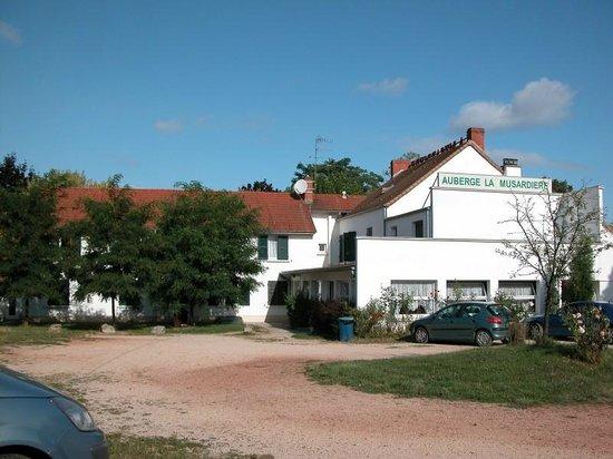 Auberge de la musardiere chagny frankrig hotel for Auberge de la maison tripadvisor