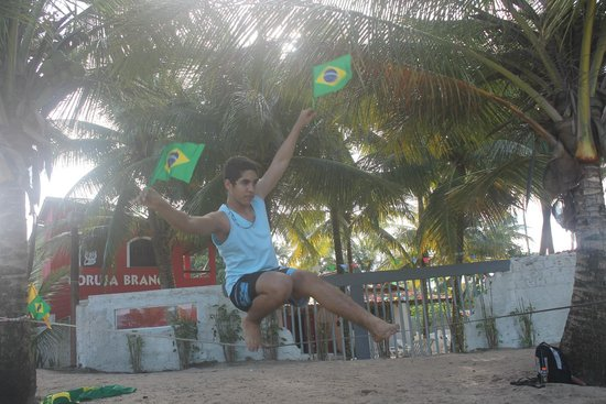 Pousada coruja branca desde vera cruz brasil for Apartahoteles familiares playa