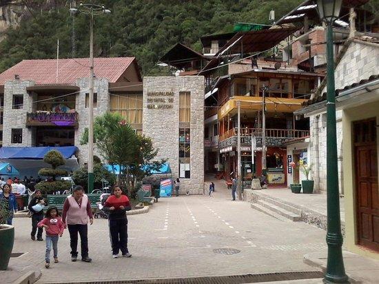 Hostal Muyurina: Cerca de la Plaza