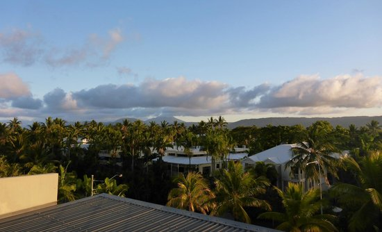 Coconut Grove Apartments: View from the private rooftop terrace