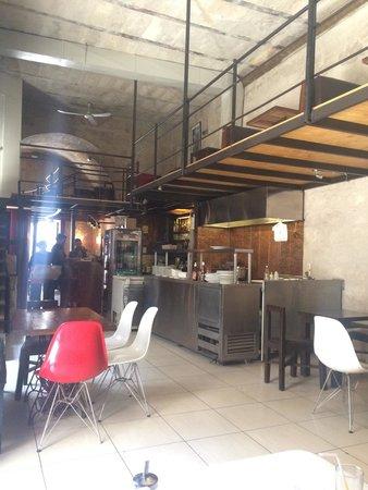 Istanbul Lounge Bar: Vista general