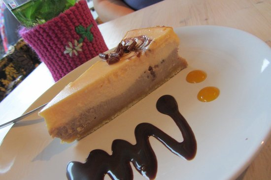 Cheesecake Company: Tangerine Dream Cheesecake
