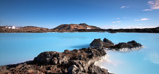 Reykjavik Excursions: The Blue Lagoon