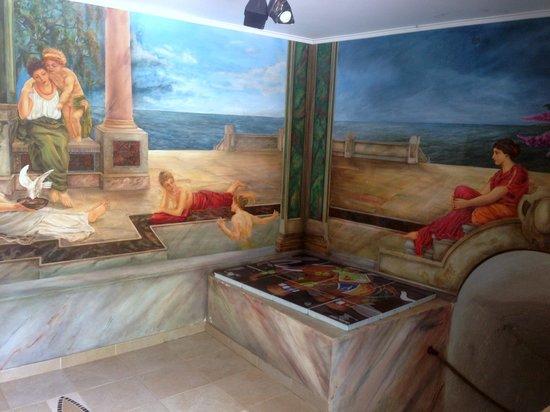 Quinta dos Vales: Mural.