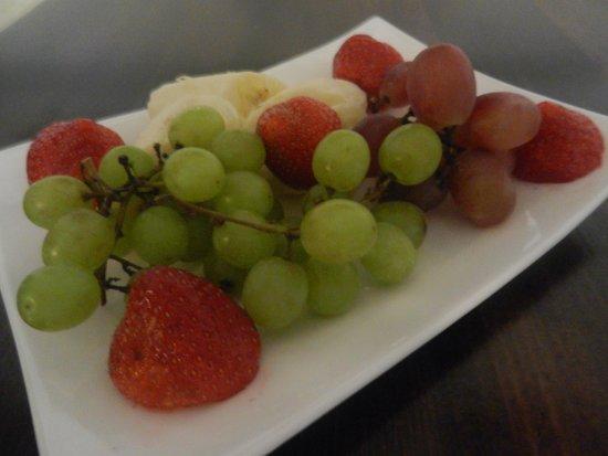 Balmoral Guest House Darlington: Fruit