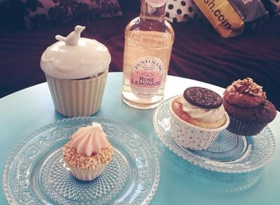 Cuppin's : our sweet treats x