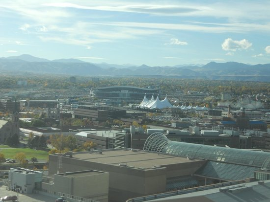 Embassy Suites by Hilton Denver - Downtown / Convention Center: The view from room 1725
