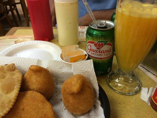 Photo of Brazilian Restaurant Hamburgao at 282 Kearny Ave, Kearny, NJ 07032, United States