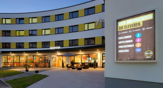 B&B Hotel Schweinfurt