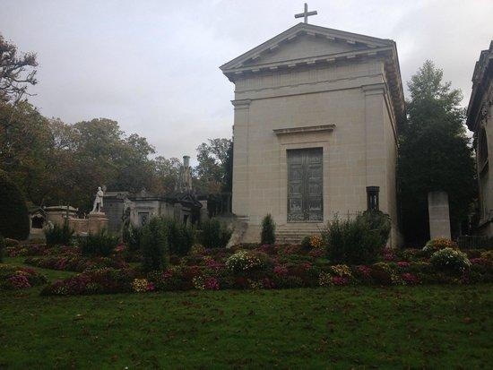 P re lachaise picture of pere lachaise cemetery - Cimetiere pere la chaise ...