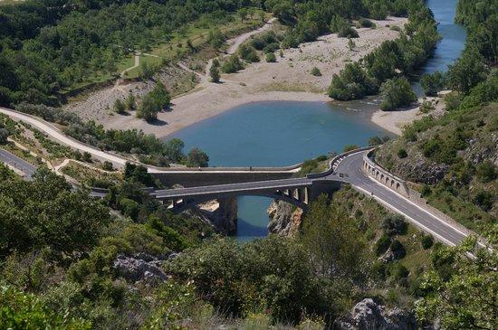 Le pont du diable gorges de l 39 h rault photo de office - Office de tourisme st guilhem le desert ...