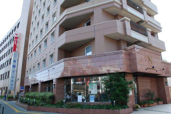 Toyoko Inn Tokushima ekimae: TOYOKO INN TOKUSHIMA St 1
