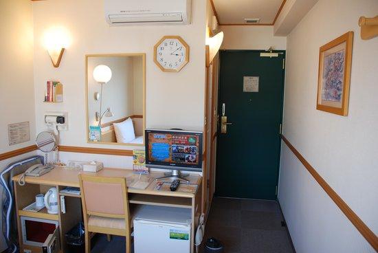 Toyoko Inn Tokushima ekimae: TOYOKO INN TOKUSHIMA St 3