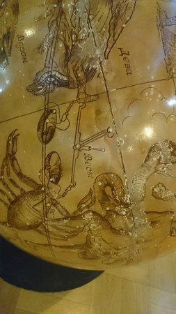 Natural History of Tatarstan Museum: Весы,  дева