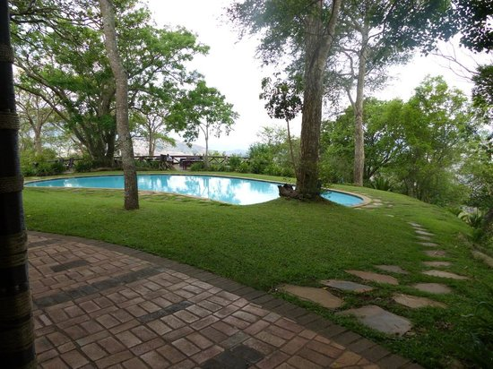 Phophonyane Falls Ecolodge and Nature Reserve: Piscine