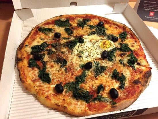Pizza Express London 26 Panton House Trafalgar Square