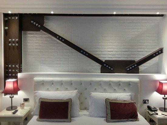 Hotel Giberti: Stanza del 2 piano
