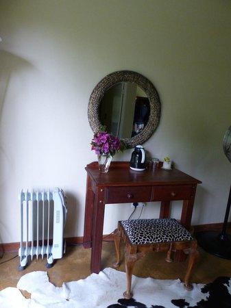 Seringa Lodge: chambre