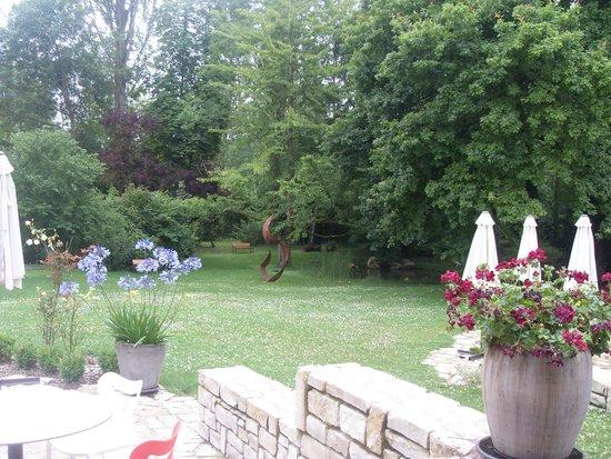 Le jardin des plumes bild fr n le jardin des plumes for Le jardin des plumes