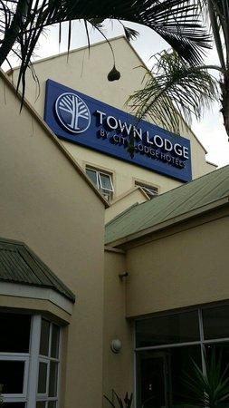 Town Lodge Mbombela: Entrada