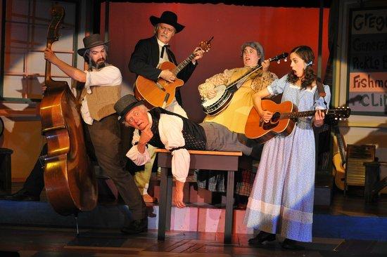 Sierra Repertory Theatre : Mark Twain 2014