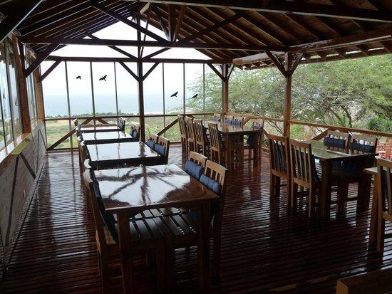 Hosteria La Terraza : Comedor