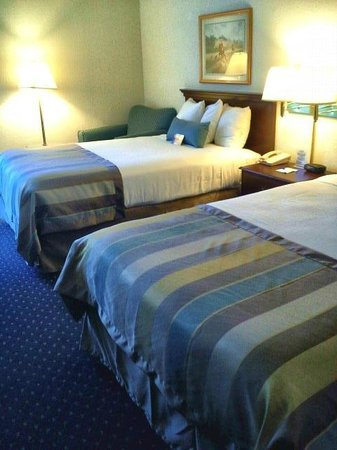 Baymont Inn & Suites Greensboro / Coliseum: Standard 2 Double Beds