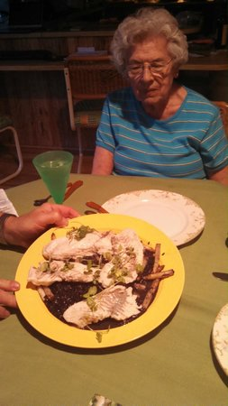 Paradise Charters: Sheepshead dinner!