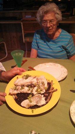 Paradise Charters : Sheepshead dinner!