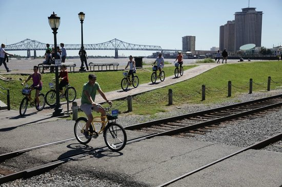 Crescent City Bike Tours