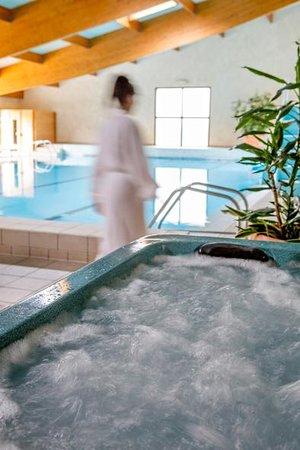 Best Western Le Relais de Laguiole Hotel & Spa: jacuzzi