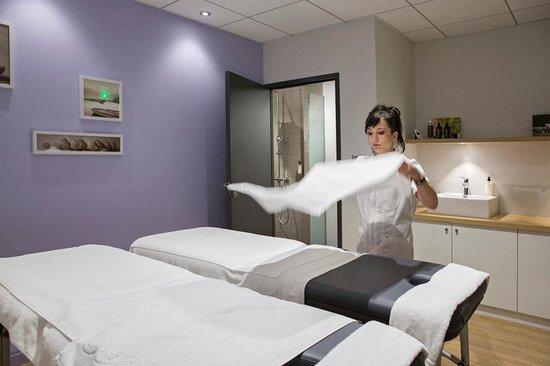 Best Western Le Relais de Laguiole Hotel & Spa: salle de soins