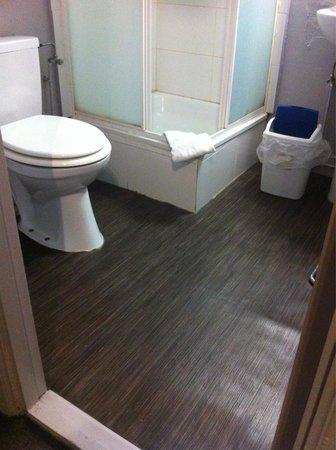 Hotel Derby: Bathroom