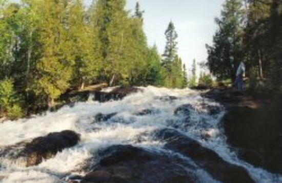 Mecan River Inn: The River