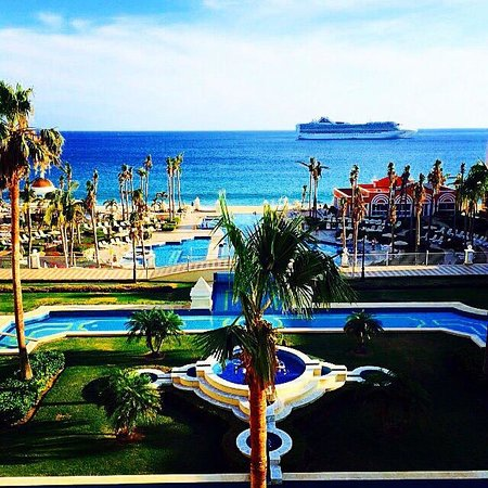 Hotel Riu Palace Cabo San Lucas: Best view