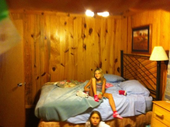 Pinewood Cabins: 2 Room Wreckers