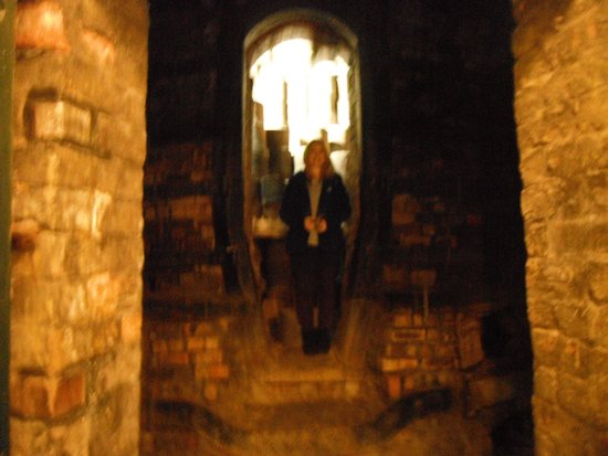 Gladstone Pottery Museum : kiln