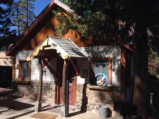 Cabins4less: Cabin in the woods