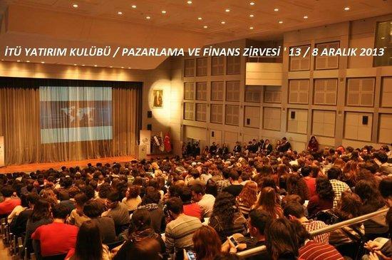 ITU Suleyman Demirel Kultur Merkezi