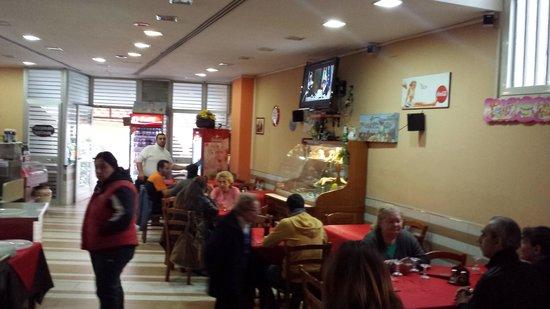 Pizzeria trattoria Corallo Napoli