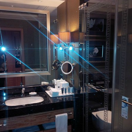 JW Marriott Hotel Ankara: Washroom