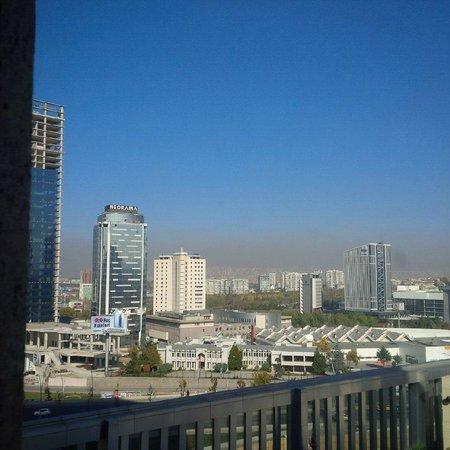 JW Marriott Hotel Ankara : View