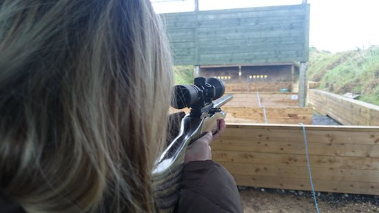 Lough Bo Shooting Centre