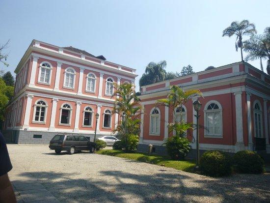 Casa da Princesa Isabel : Casa Princesa Isabel