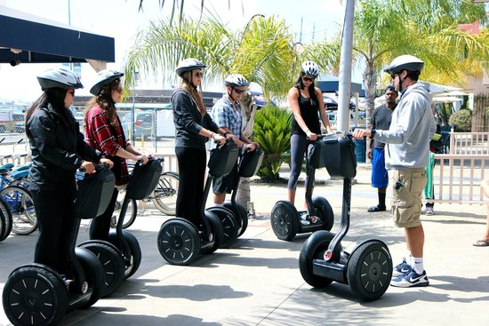 ‪San Diego Segway Tours by Wheel Fun Rentals‬