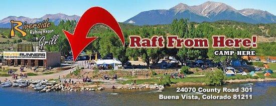 River Runners in Buena Vista, Colorado.